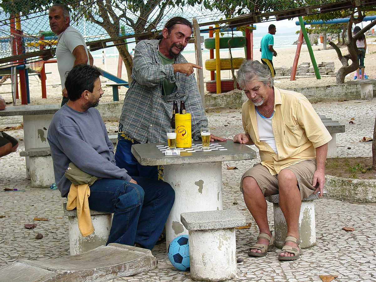 Trio_of_Men_at_Barra_de_Lagoa_-_Santa_Catarina_Island_-_Brazil